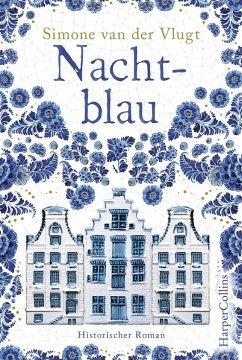 Nachtblau - Vlugt, Simone van der