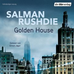 Golden House (MP3-Download) - Rushdie, Salman