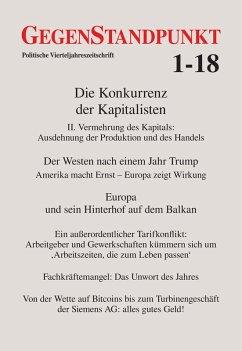 GegenStandpunkt 1-18 (eBook, PDF)