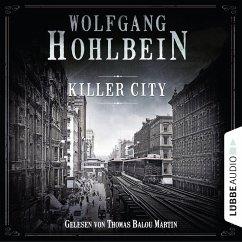 Killer City (Gekürzt) (MP3-Download) - Hohlbein, Wolfgang