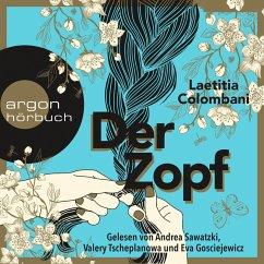 Der Zopf (Ungekürzte Lesung) (MP3-Download) - Colombani, Laetitia