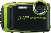 Fujifilm FinePix XP120 lime green