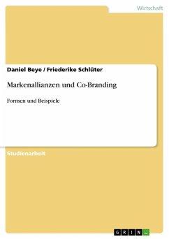 Markenallianzen und Co-Branding (eBook, ePUB)