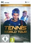 Tennis World Tour, 1 DVD-ROM (Legends Edition)