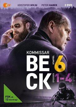Kommissar Beck - Staffel 6 (2 DVDs) - Kommissar Beck