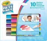 Crayola 10 Color Wonder Filzstifte