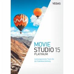 Vegas Movie Studio 15 Platinum (Download für Wi...