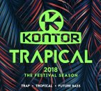 Kontor Trapical 2018-The Festival Season