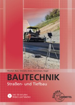 Straßen- und Tiefbau, m. CD-ROM