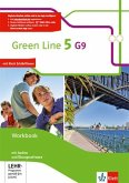 Green Line 5 G9. Workbook mit Audio-CD und Übungssoftware. Klasse 9