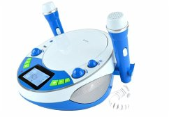 Bluetooth Karaoke CD-Player Jambox bla
