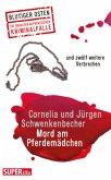 Mord am Pferdemädchen (Mängelexemplar)