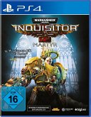 Warhammer 40.000 Inquisitor Martyr (PlayStation 4)