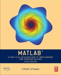 MATLAB - Attaway, Stormy (Assistant Professor, Department of Mechanical Engin