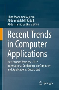 Recent Trends in Computer Applications