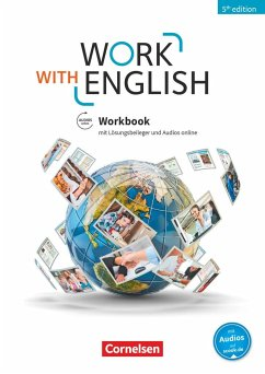 Work with English - 5th Edition - Allgemeine Ausgabe / A2-B1+ - Workbook - Williams, Isobel E.; Williams, Steve