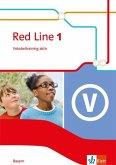 Red Line 1. Vokabeltraining aktiv Klasse 5. Ausgabe Bayern ab 2017