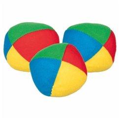 Goki SA133 - Jonglierball, Kunstleder 1 Stück, 60 mm