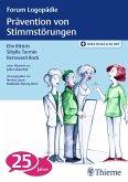 Prävention von Stimmstörungen (eBook, ePUB)