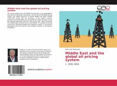 Middle East and the global oil pricing system