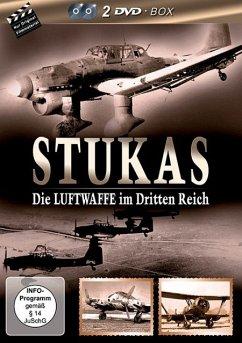 Stukas - Die Luftwaffe im Dritten Reich - 2 Disc DVD