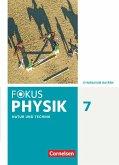 Fokus Physik 7. Jahrgangsstufe - Gymnasium Bayern - Schülerbuch