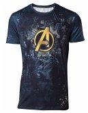 Avengers Inf. War T-Shirt -S- Team Sublimation
