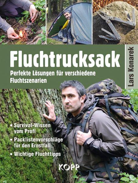 Fluchtrucksack - Konarek, Lars