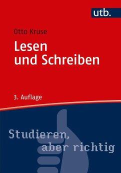 Lesen und Schreiben - Kruse, Otto