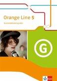 Orange Line 5. Grammatiktraining aktiv Klasse 9