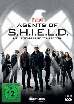 Marvel's Agents of S.H.I.E.L.D. - Staffel 3 DVD-Box