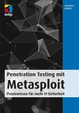 Penetration Testing mit Metasploit (eBook, PDF)
