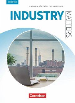 Matters Wirtschaft - Industry Matters A2-B2 - Englisch für Industriekaufleute - Benford, Michael; Thomson, Kenneth; Williams, Isobel E.