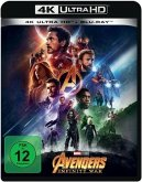 Avengers: Infinity War 4K, 2 UHD-Blu-ray