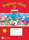 Englisch-Stars 5. Schuljahr - Übungsheft Grammar Comics