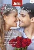 Haben Sie kein Herz, Dr. Wolfe? & Ein Mann, ein Baby - eine Familie? & Die feurigen Küsse des Playboy-Docs / Julia Ärzte zum Verlieben Bd.111 (eBook, ePUB)