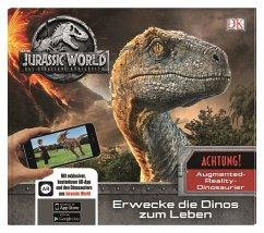 Jurassic World: Das gefallene Königreich. Erwecke die Dinos zum Leben - Rowlands, Caroline
