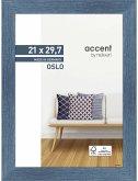 Nielsen Accent Oslo 21x29,7 MDF/Holz blau DIN A4 299294
