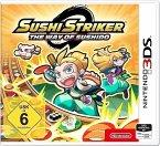 Sushi Striker: The Way of Sushido (Nintendo 3DS)
