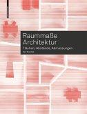 Raummaße Architektur