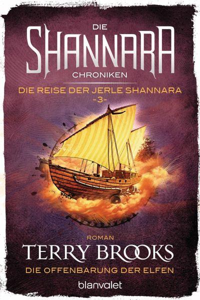 Buch-Reihe Die Shannara-Chroniken: Die Reise der Jerle Shannara