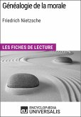 Généalogie de la morale de Friedrich Nietzsche (eBook, ePUB)