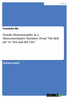Female Homosexuality in a Heteronormative Narrative. From