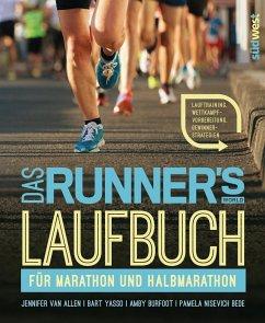 Das Runner's World Laufbuch für Marathon und Halbmarathon (Mängelexemplar) - Van Allen, Jennifer; Yasso, Bart; Burfoot, Amby; Nisevich Bede, Pamela
