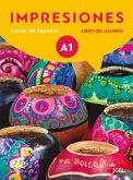 Impresiones Internacional 1. Kursbuch mit Code - Libro del Alumno