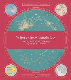 Where the Animals Go - Cheshire, James; Uberti, Oliver