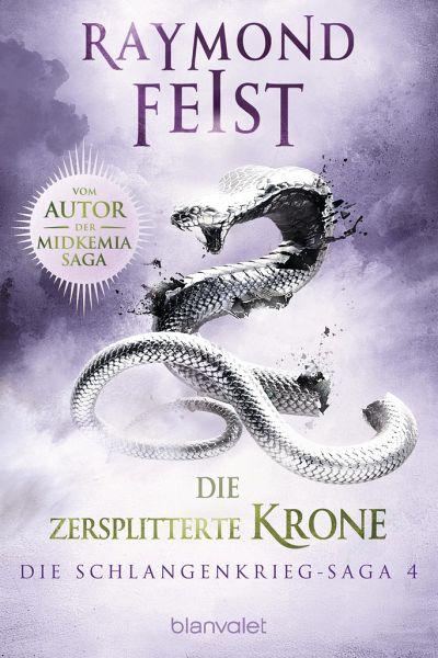 Buch-Reihe Schlangenkrieg Saga
