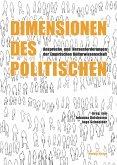 Dimensionen des Politischen (eBook, PDF)