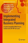 Implementing Integrated Business Planning