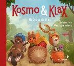 Kosmo & Klax - Mut-Geschichten, 1 Audio-CD